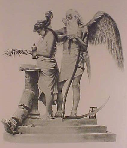 El mito de la Virgen del Pilar BrokenColumn1